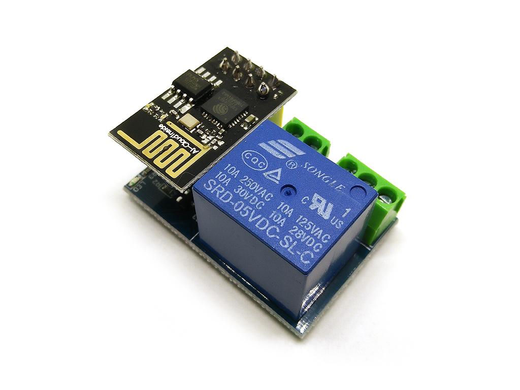 ESP01 Relay Module + ESP8266 ESP01