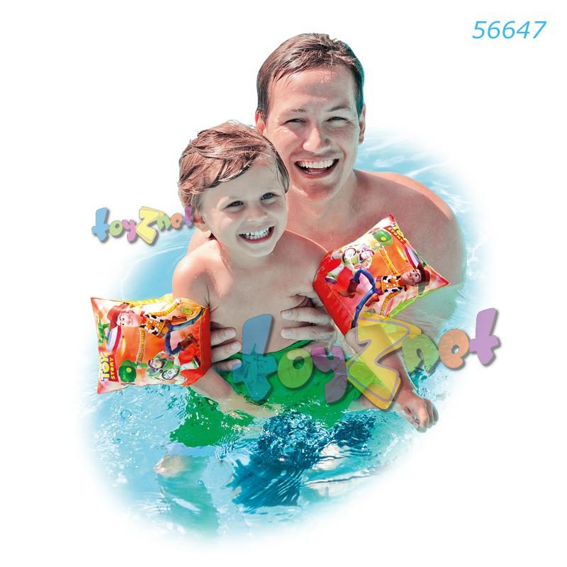 Intex ที่สวมแขนว่ายน้ำทอยสตอรี่ รุ่น 56647