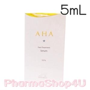 Maxkin AHA Face Treatment Serum 10% 5mL เซรั่มปรับสภาพผิวจากเอเอชเอธรรมชาติบริสุทธิ์ ซึมเข้าสู่ผิวอย่างรวดเร็ว ตรงจุด