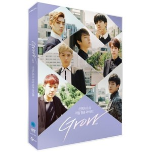 "[PRE-ORDER] INFINITE - INFINITE Real Life ""GROW"" (2DVD)"