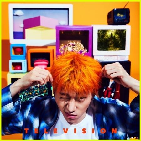 """[PRE-ORDER] ZICO - 2nd Mini Album """"TELEVISION"""""""