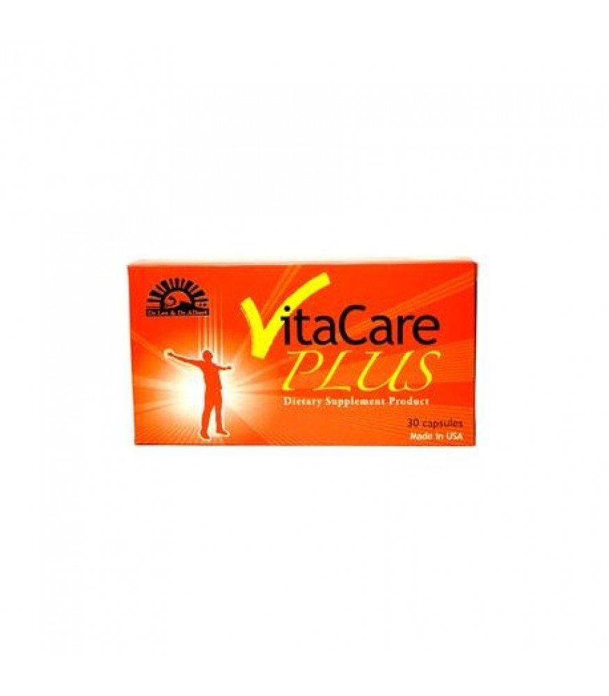Dr.lee&Dr.Albert Vitacare Plus 60 tablet