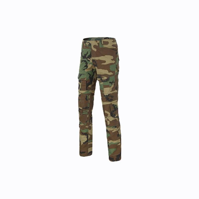 กางเกงแทคติคอล กางเกงคอมแบท ลายจังเกิล