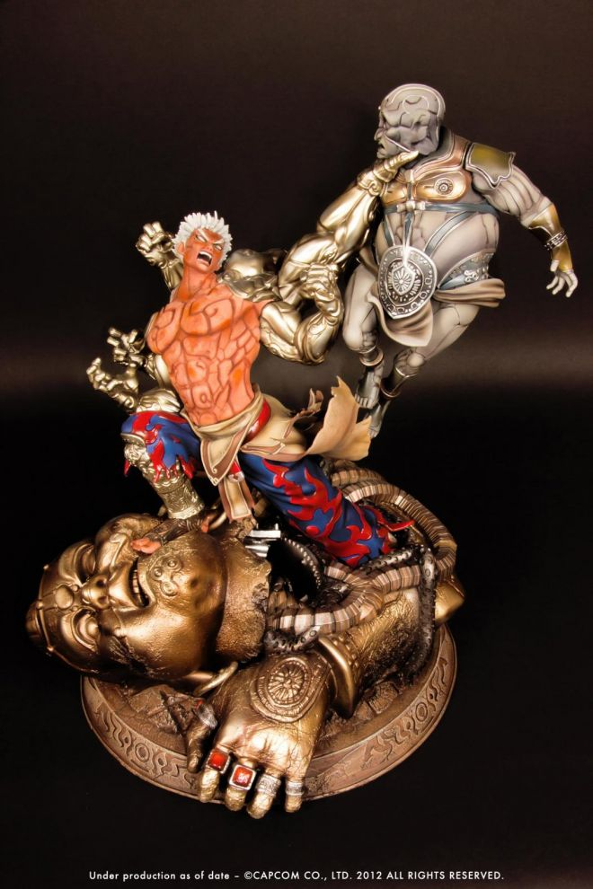 Tsume ASURA'S WRATH HQS Statue Limited Edition: 500 pieces. NEW