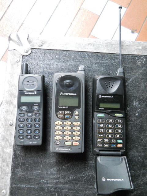 โทรศัพท์เก่าที่น่าสะสม