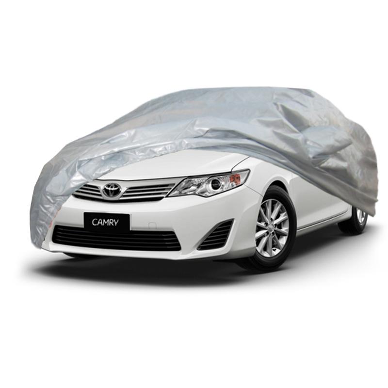 ผ้าคลุมรถเข้ารูป100% รุ่น S-Coat Cover สำหรับรถ TOYOTA CAMRY 2011-2016