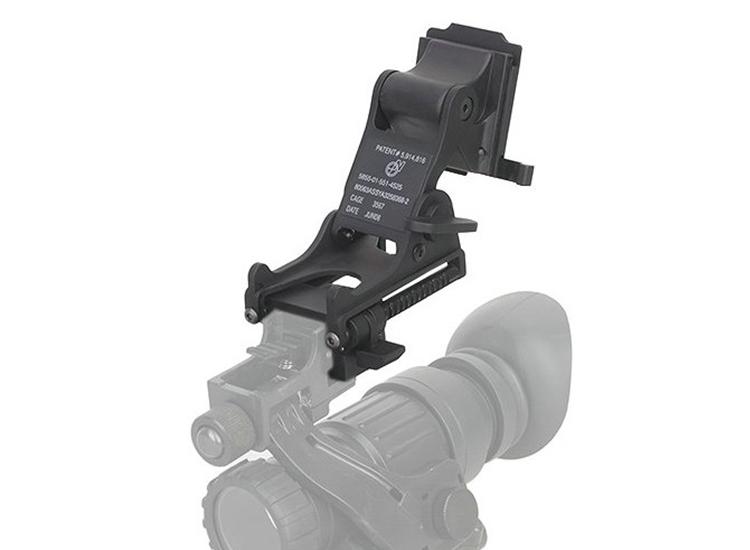 อุปกรณ์ล็อคกล้อง night vision กับหมวก Ziyouhu