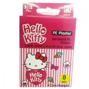 SOS P1 Hello Kitty 8ชิ้น