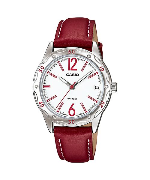 นาฬิกา คาสิโอ Casio STANDARD Analog'women รุ่น LTP-1389L-4B1V ของแท้ รับประกัน 1 ปี
