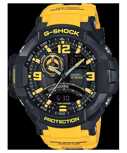 นาฬิกา คาสิโอ Casio G-Shock GRAVITY DEFIER รุ่น GA-1000-9B
