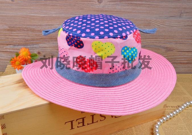 หมวกเด็กหญิง (1-4 ปี)