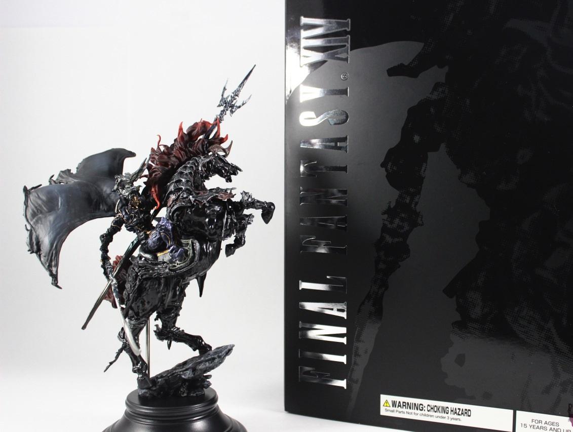 FINAL FANTASY XIV Meister Quality Figure Odin NEW