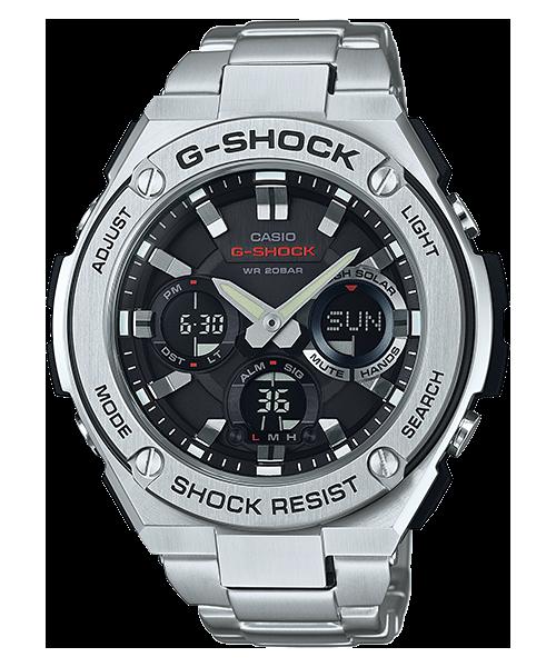 นาฬิกา Casio G-Shock G-STEEL series รุ่น GST-S110D-1A ของแท้ รับประกัน1ปี
