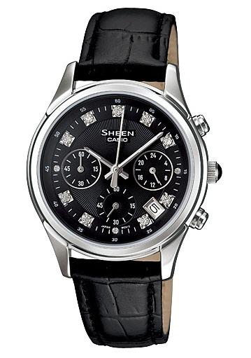 นาฬิกา คาสิโอ Casio SHEEN CHRONOGRAPH รุ่น SHE-5023L-1A