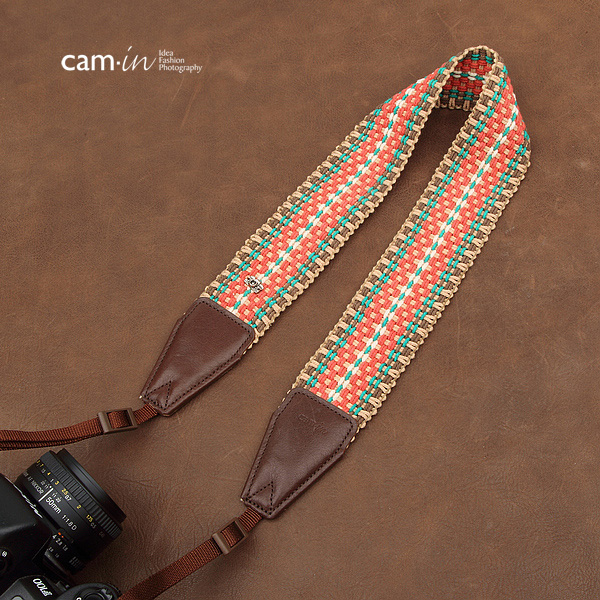 สายคล้องกล้องแนวชนเผ่า cam-in Tribes