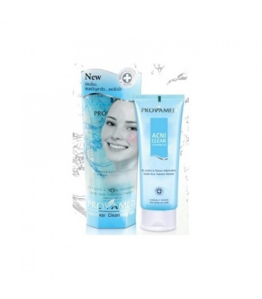 PROVAMED ACNICLEAR CLEANSING GEL 120 ML.