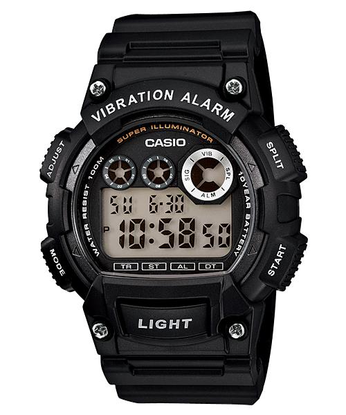 นาฬิกา คาสิโอ Casio 10 YEAR BATTERY รุ่น W-735H-1AV