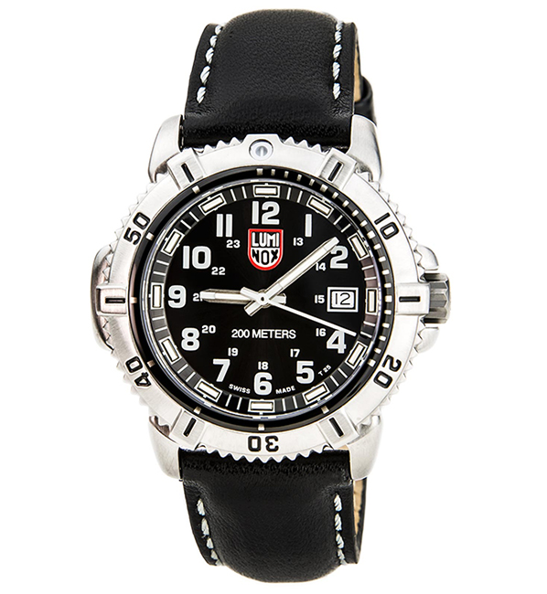 นาฬิกา Luminox รุ่น LUMINOX XS.7251 Women's Colormark Swiss Made Black Dial Watch