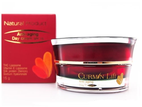 CURMIN Lift anti-aging Day Cream SPF15 50 g