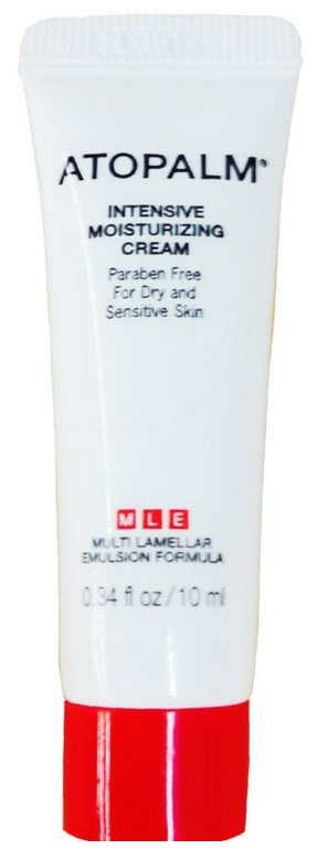 Atopalm intensive moisturizing cream 10ml