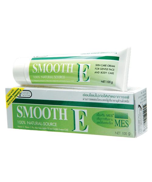 SMOOTH-E CREAM 100g สำเนา