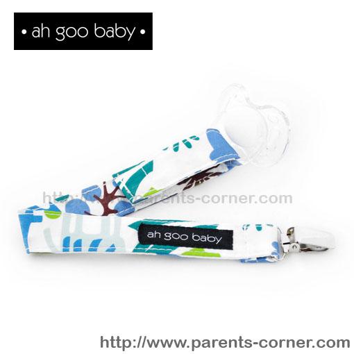 สายห้อยจุกหลอก Ah Goo Baby - Zoo Frency