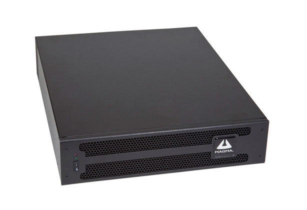 3 slot PCI expansion chassis
