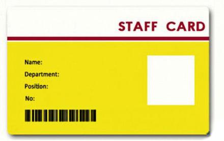 รับทำบัตรพลาสติก มีพิมพ์แบบฟอร์มล่วงหน้า  บัตรสมาชิกพลาสติก แบบ Pre-printed สามารถ พิมพ์ข้อมูลต่างๆ เพิ่มเองได้อีก  พิมพ์เพิ่มส่วน เช่นชื่อพนักงาน รหัสบัตร  ทำบัตรสำรอง พิมพ์ตำแหน่ง ที่อยู่ อื่นๆ