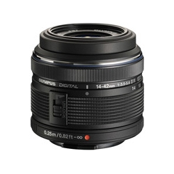Olympus EZ-M1442 llR M.Zuiko 14-42mm f/3.5-5.6 ll R Standard Wide Zoom Lens