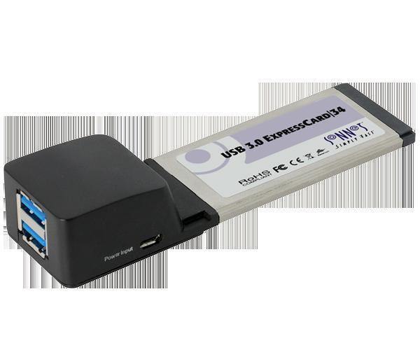 USB 3.0 ExpressCard/34