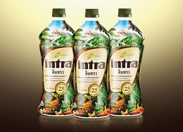 น้ำผลไม้ อินทรา intra