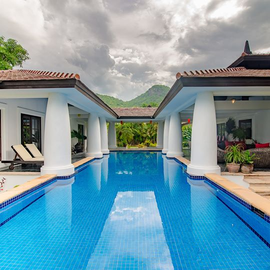HR5018 บ้านพักหัวหิน บ้านบาหลี พร้อมสระว่ายน้ำส่วนตัว