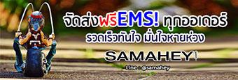 จัดส่ง EMS ฟรี
