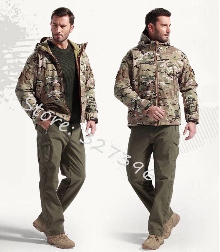 เสื้อ TAD GEAR Ranger Hoodie ลายมาดิเคม
