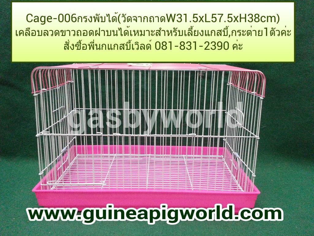 กรงแบบ Cage-006