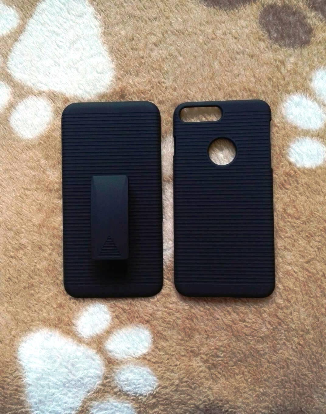 เคสเหน็บเอว สไลด์เก็บ(2ชิ้น) iphone7 plus/iphone8 plus(ใช้เคสตัวเดียวกัน)