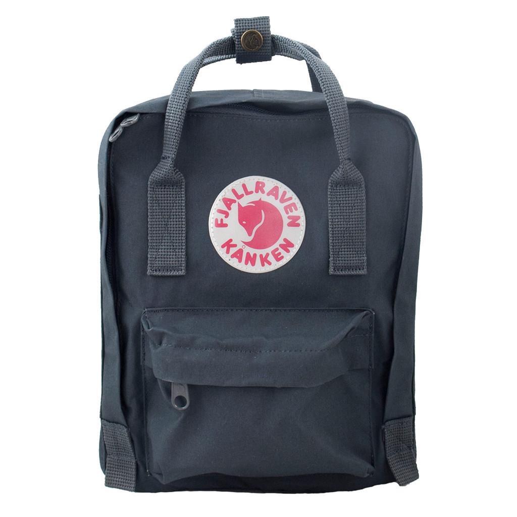 กระเป๋า Fjallraven Kanken Mini สีแกรไฟต์ Graphite พร้อมส่ง