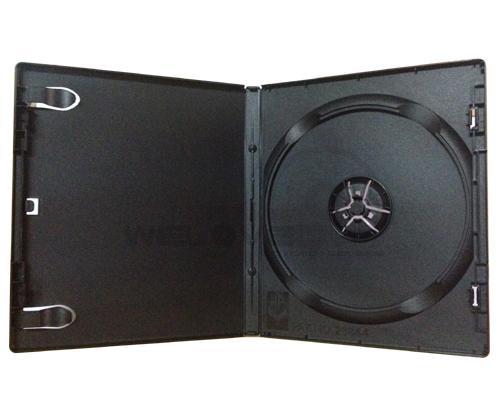 1 Disc DVD Case Black ขนาดกลาง (10 Boxs)