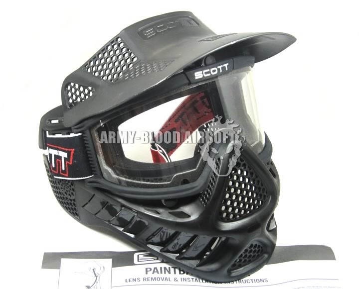 Scott Outdoor Ventilation Mask (GEN 2)prev next