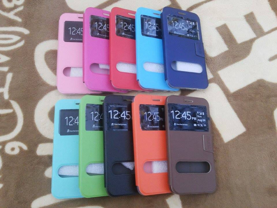 เคสเปิด-ปิด Smart case LAVA510