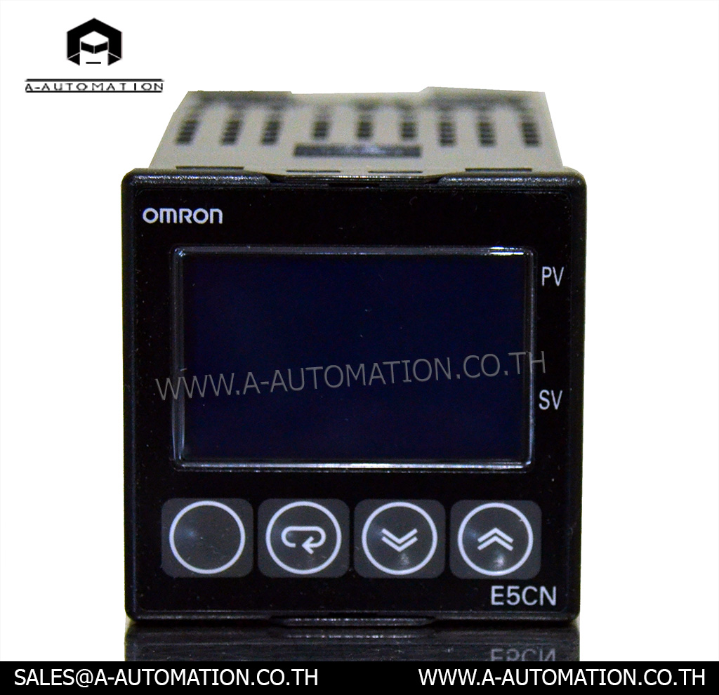 Temperature Omron Model:E5CN-R2T-306