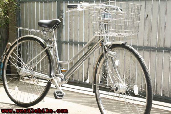 จักรยานแม่บ้าน Maruishi Hotnew ขับเคลื่อนด้วยเพลา