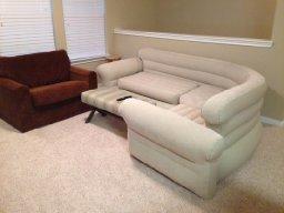 Beau Intex Inflatable Corner Sofa Review Conceptstructuresllc Com