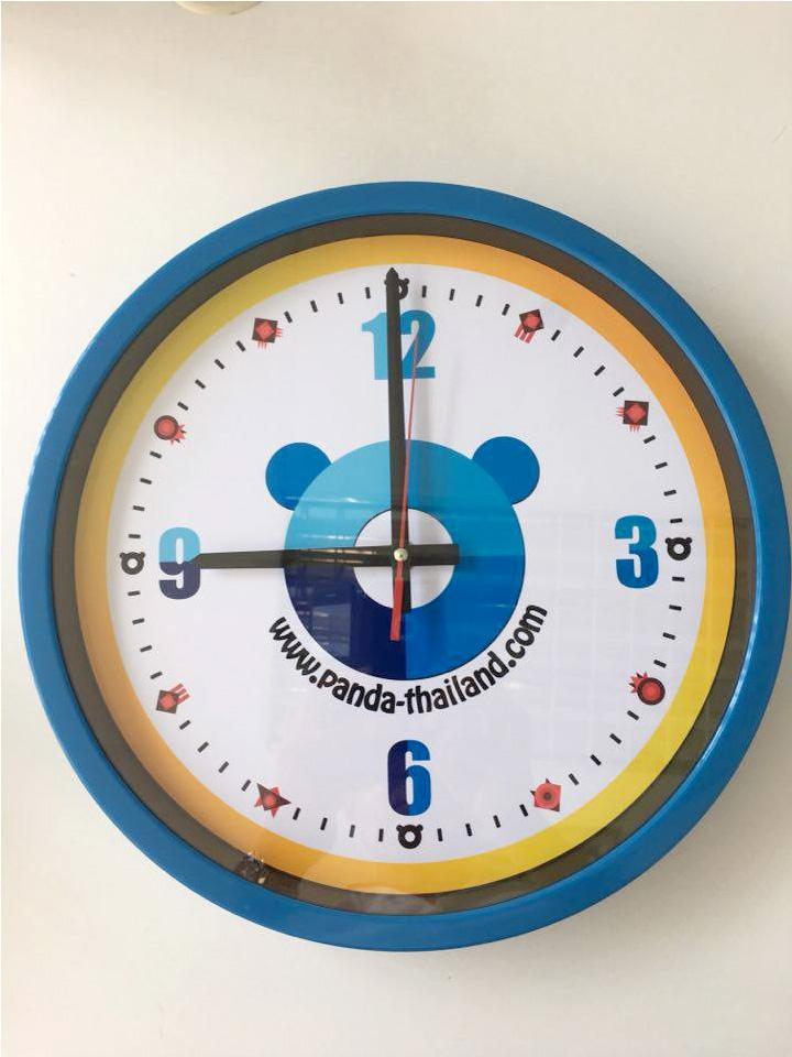 Panda Clock