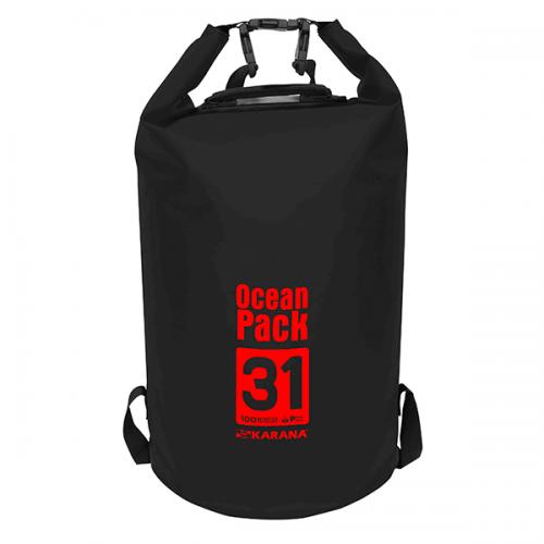 กระเป๋ากันน้ำ Ocean Pack 31L-สีดำ