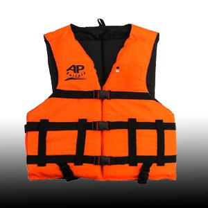 เสื้อชูชีพรุ่น Surface - XL สีส้ม