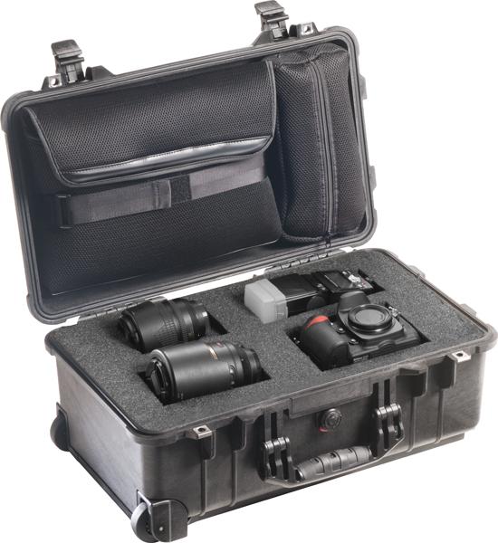 PELICAN™ 1510LFC (Laptop Overnight Case with foam in base)