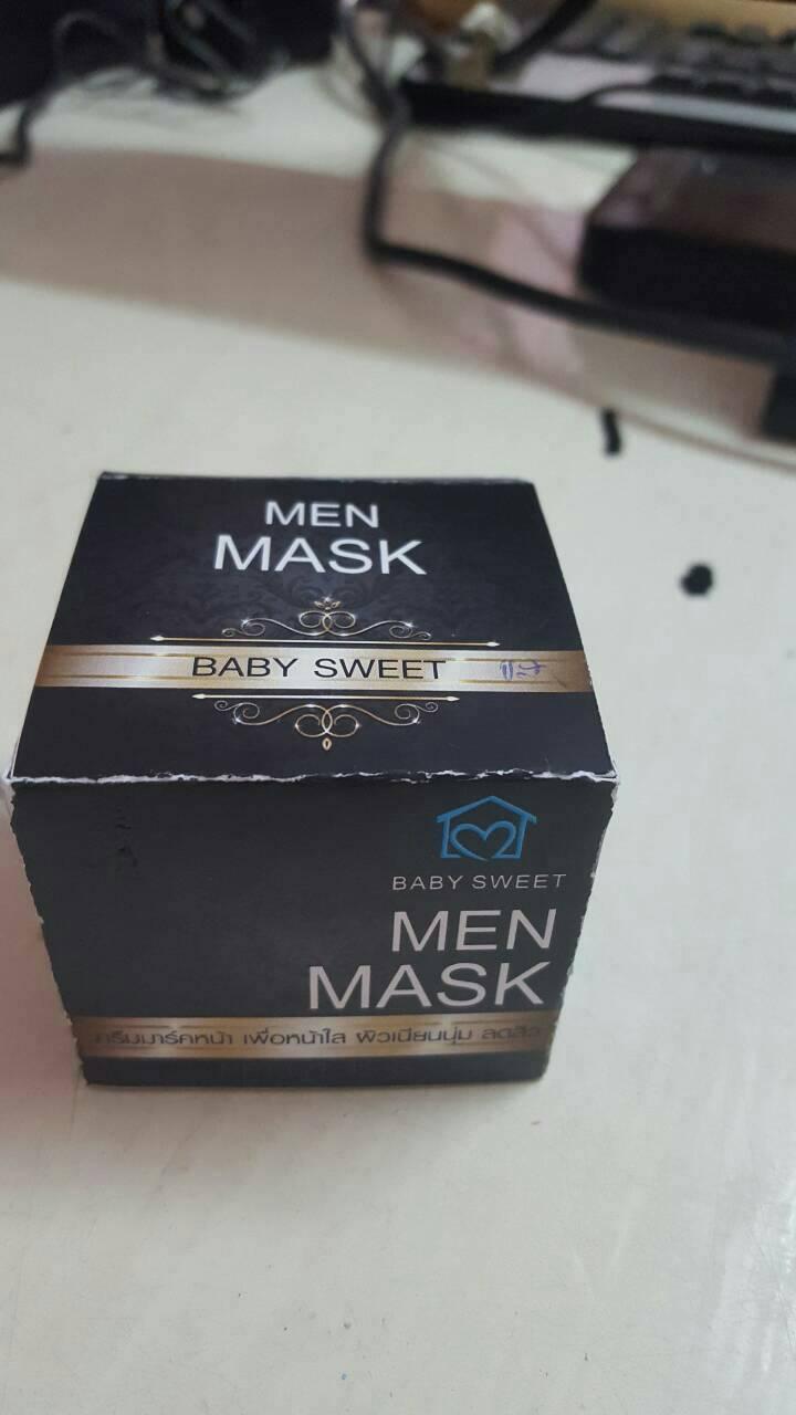 BABY SWEET MEN MASK CREAM