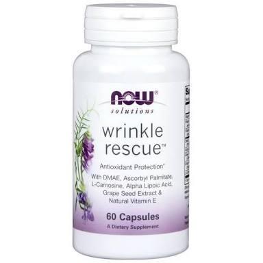 Wrinkle Rescue Now Food วิตามินลดริ้วรอย