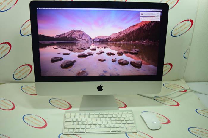 ขาย iMac late 2013 21.5-inch Core i5 2.7GHz /8GB/1TB/จอสลิม เครื่องสวยเว่อร์ พร้อมกล่องครบกล่อง